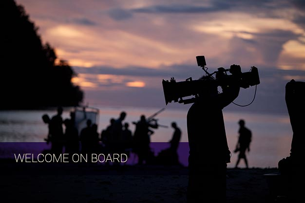 Welcome On Board TV Video productions, Commercial, Documentaries, Stories