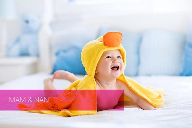 Μαμ-Νάνι Παιδικά Βρεφικά