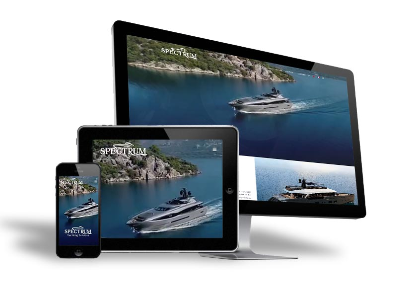 Sail with Spectrum Yachting